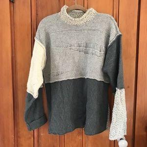 Matsuda sweater